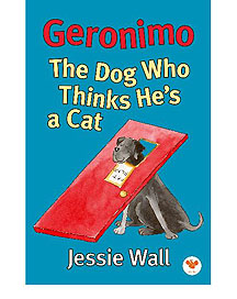 Geronimo, The Dog Who Thinks He�s a Cat