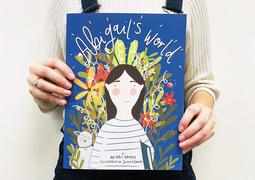 Abigail's World Book Cover