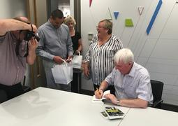 How to Have a Successful Book Signing