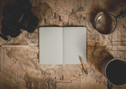 Picture of a notebook