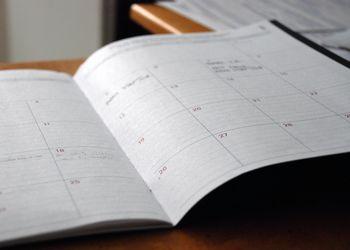 open diary may