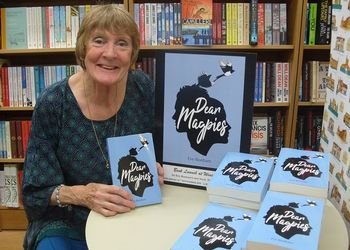 Self-Published Dear Magpies Eve Bonham Author