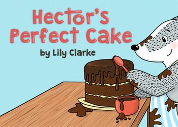 Image of hector's perfect cake cover image