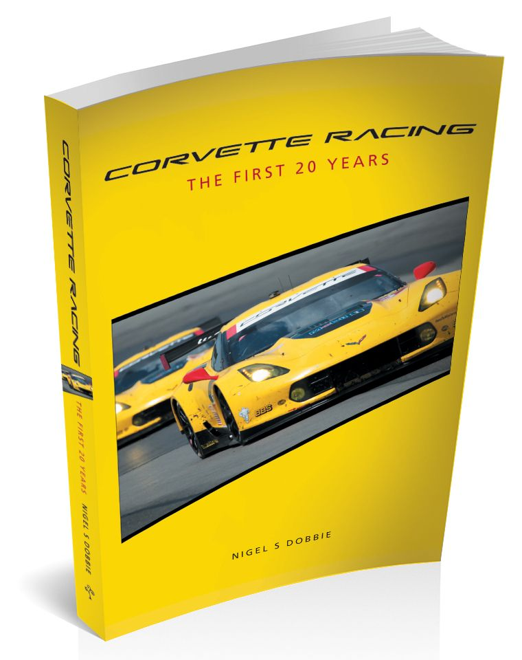 Corvette Racing: The First 20 Years