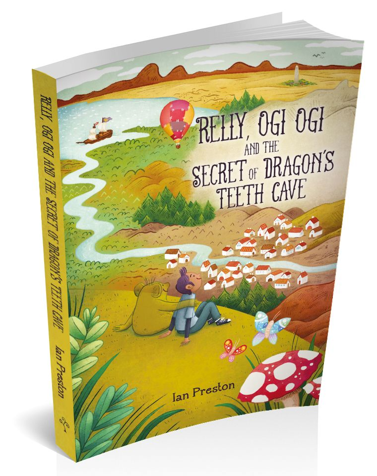 Relly, Ogi Ogi and the Secret of Dragon's Teeth Cave
