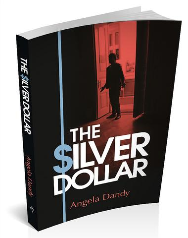 3d book cover the silver dollar by Angela dandy