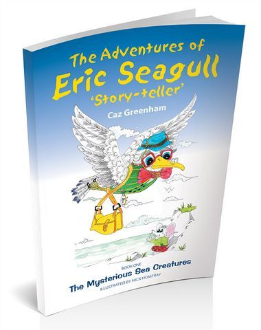 The Adventures of Eric Seagull 'Story-teller'
