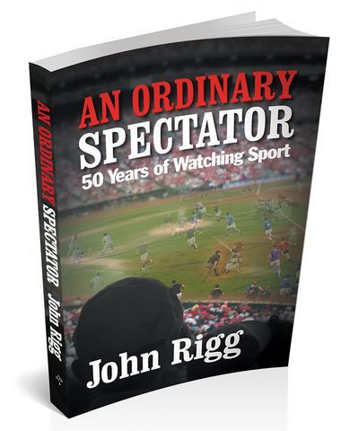 An Ordinary Spectator: 50 Years of Watching Sport