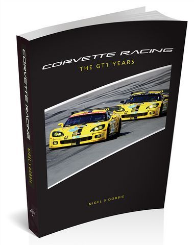 Corvette Racing – The GT1 Years