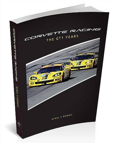 Corvette Racing – The GT1 Years