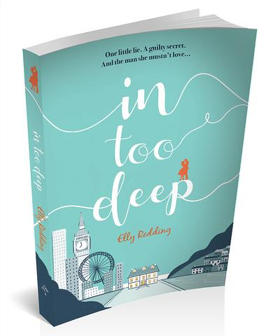 3d Cover Elly Redding in too deep