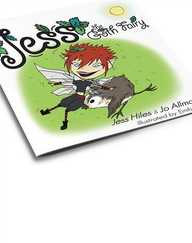 Jess the Goth Fairy