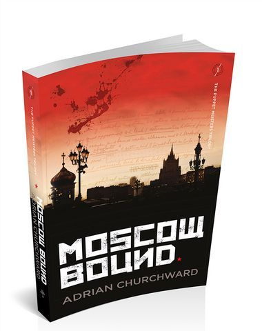 Moscow Bound [Hardback Edition]
