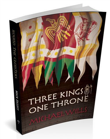 Three Kings – One Throne [Hardback Edition]