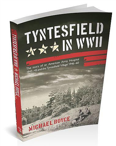 Tyntesfield in WWII