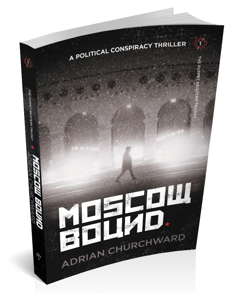 3d cover image for Moscow Bound by Adrian Churchward