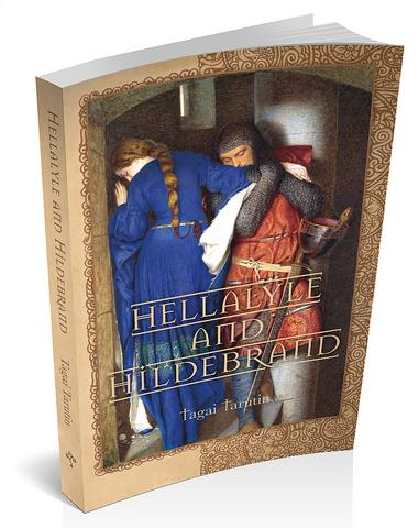 3d cover image for hellalyle and hildebrand by Tagai tarutin