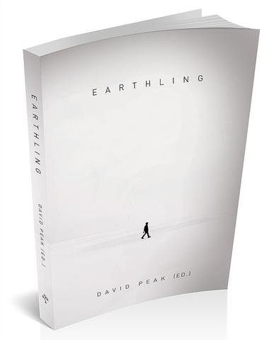 3d book cover image for Earthling by David Peak