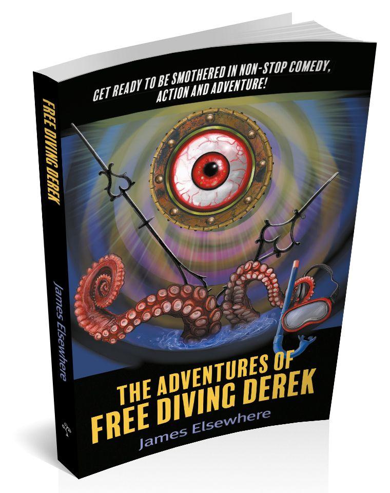 The Adventures of Free Diving Derek