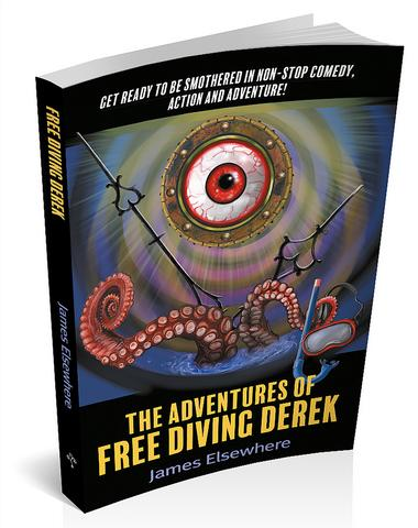 The Adventures of Free Diving Derek