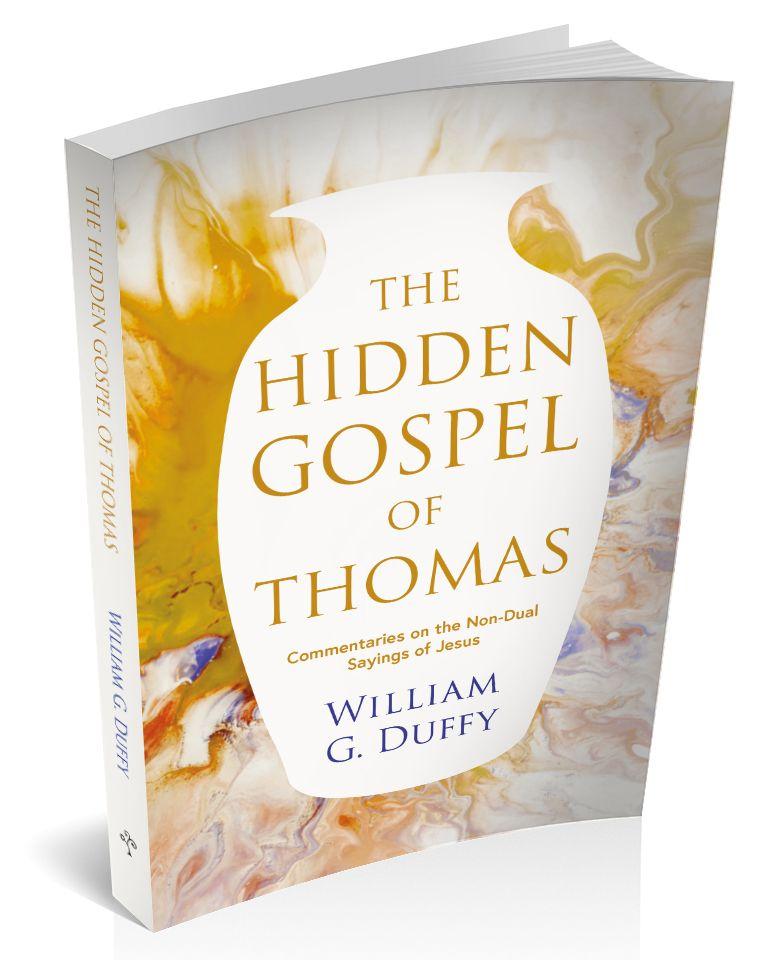 3d cover for web hidden gospel of Thomas William Duffy