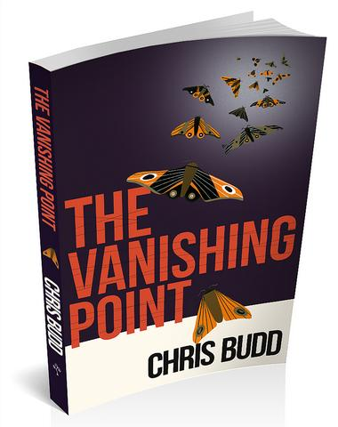3d cover image for the vanishing point by Chris Budd