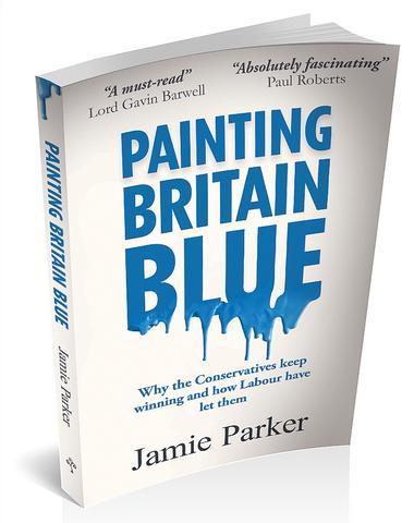 Painting Britain Blue