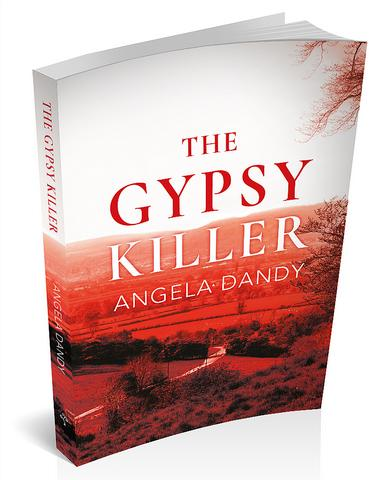 3d cover image for the gypsy killer by Angela dandy