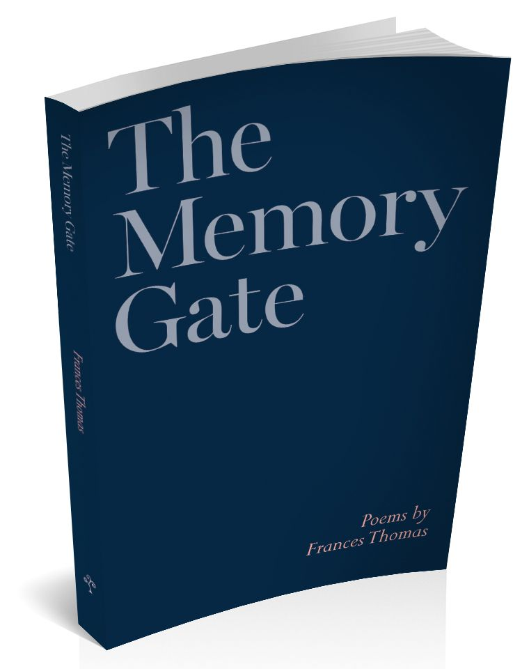 3d cover image for the memory gate by Frances Thomas