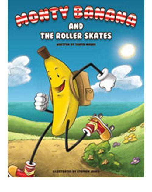 Monty Banana and The Roller Skates